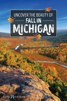 See where to go for the state's most stunning fall foliage.