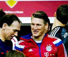 Ich habe nur den FC Bayern im Kopf