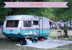 happy caravan by www.happyprojectsdesign.com