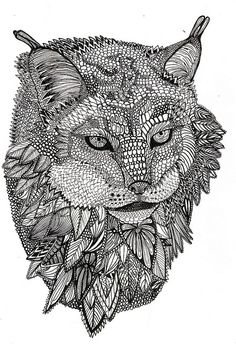 'Lynx' by Lily Livingston