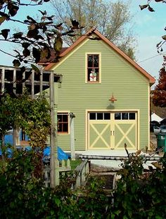 1000 Images About Home Exterior Colors On Pinterest Red Shutters Yellow Houses And Green
