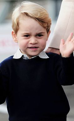 World of Windsor : katemids:   Prince George and Princess Charlotte...