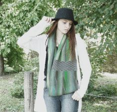 Green cowl scarf Womens gift Winter snood Waves scarf Crochet scarf Knitted infinity scarf Neck warmer Loop scarf Wrap shawl Gift for her