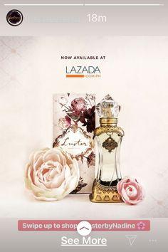 lustrousph IGS Feb 28 2019 Nadine Lustre, Luster, Place Cards, Perfume Bottles, Place Card Holders, Beauty, Perfume Bottle, Beauty Illustration