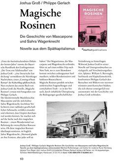 Magische Rosinen Institut für moderne Kunst