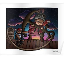 mikelevett is an independent artist creating amazing designs for great products such as t-shirts, stickers, posters, and phone cases. Queen Poster, Pirate Queen, Pirates, Greeting Cards, Stickers, Mugs, Wall Art, Children, Stuff To Buy