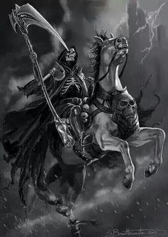 Death and Pestilence