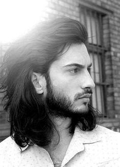 Andre Spitzinger, Men's Long Hair & Beard