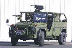 Die Schweizer Armee entscheidet sich für die Mercedes G-Klasse – den Wolf. Auch deutsche-, britische-, russische- und chinesische Militärs setzen auf das Rudeltier.