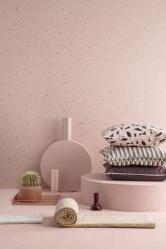 Buy the Cushion Arch from Ferm Living, on Made in Design - 48 to 72 hours delivery. Interior Styling, Interior Decorating, Interior Design, Confetti Wallpaper, Ferm Living Wallpaper, Deco Rose, Design Minimalista, Object Photography, Product Photography