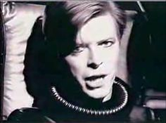 still from David Bowie's 'Ashes to Ashes' video, 1980 by Miguel C, via Flickr