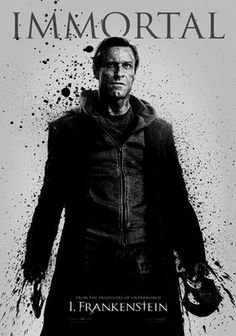 I, Frankenstein - I liked the first Underworld okay-- If I remember right, it's look actually pre-dated The Matrix.  Plus, this reminds me I need to read this comic.