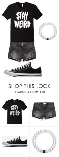 """""""Stay weird"""" by cuite123 ❤ liked on Polyvore featuring Lokai"""