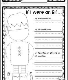 Christian for little kids Kindergarten Writing, Teaching Writing, Writing Activities, Classroom Activities, Kindergarten Classroom, Literacy, Christmas Writing, Preschool Christmas, Christmas Worksheets