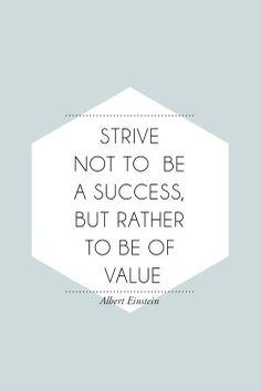 Einstein...what does he know? #success