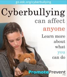 visit this website to learn more! go.edc.org/cyberbullying