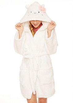 403ff5519d Hello Kitty Plush Robe - a
