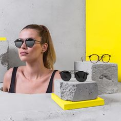 #ItTakesCourage to do the unexpected // Surprise them all in Double Bridge frames