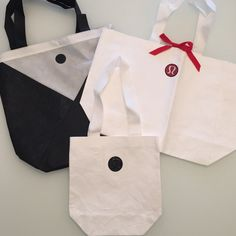🍋Lululemon RARE Reusable Tote Bags Lululemon RARE Reusable Tote Bags. 2 large 1 small special edition reusable tote bags. I am selling this listing as a set of 3 only. No trades. Bundle to save! Thank you! lululemon athletica Bags Totes