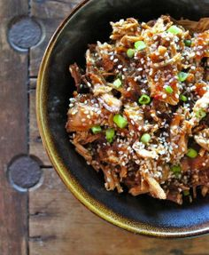 recipe Slow Cooker Honey Soy Chicken# slow cooker healthy recipes