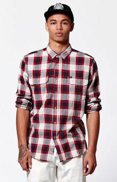29fbf46dcb0 Ridley Long Sleeve Button Up Shirt