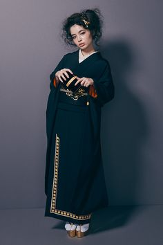Yukata, Kimono, Skull, Outfits, Dresses, Fashion, Vestidos, Moda, Suits