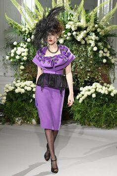 Christian Dior Haute Couture Autumn Winter 2009/2010