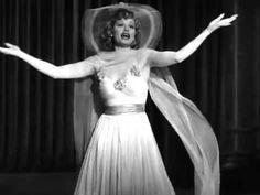 Dance, girl, dance (1940, Dorothy Azner): Lucille Ball - YouTube