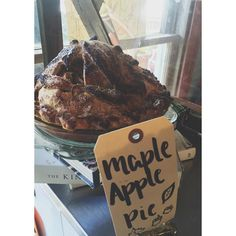 YES goodLord! Today's break in the heat! Happy fall feels! We are here 7a-6p today! Pie! Cake! All the Coffee! Tea! Pastries! Breakfast! Brunch! Lunch! We are here!!!#autumn #pie #apple #maple #fall #doughlife #janeandjohndough #bakery #tomballtx