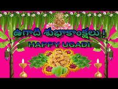 Happy ugadi greetings ugadi 2016 ugadi wishes ugadi whatsapp find this pin and more on ugadi 2017 greetings telugu new year greetings m4hsunfo