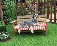 Kinder pallet lounge chair Not2shabby Furniture Catalogue