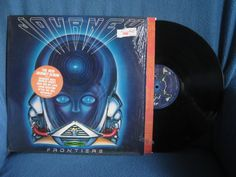 Vintage Journey  Frontiers Vinyl LP Record Album by sweetleafvinyl, $9.99
