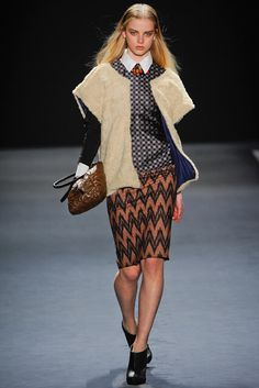 Vivienne Tam | Fall 2012 Ready-to-Wear Collection | Vogue Runway