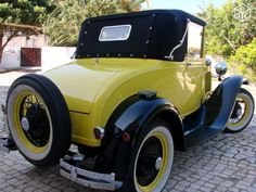 Ford A Cabriolet 1931 The material which I can produce is suitable for…