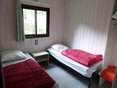 Seconde chambre lits simples