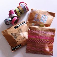 Handmade and Happiness: wrap
