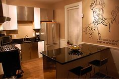 kitchen wall decor decal