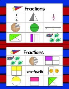 Fraction Bingo Freebie!