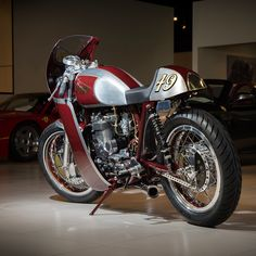 1949 Scout from Analog Motorcycles