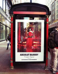 The Addison Stop: Absolut Bus Stop