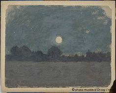 odilon redon - nocturne