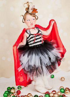 37fddf40b625 Christmas Tutu Dress Cindy Lou Who Dress by AllDressedUpCouture