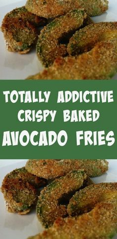 Want to take your avocados to the next level? Then you really need to try these Totally Addictive Crispy Baked Avocado Fries. Avocado fans, you are going to LOVE this recipe! #avocado #healthy #recipe via @creativehealthyfamily