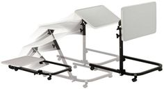 Pivot and Tilt Overbed Table : Overbed Tables