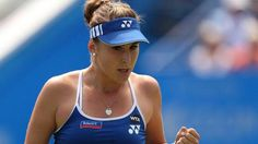 Belinda Bencic: Advanced to the Eastbourne final. Lawn Tennis, Tennis Clubs, Dream Come True, S Word, Finals, Face, Final Exams, The Face, Faces