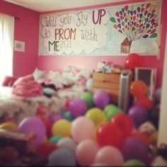 Up! Prom proposal