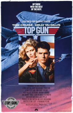 Top Gun - Film Fact (1986) Tom Cruise Movie HD | Hollywoodland Amusement And Trailer Park