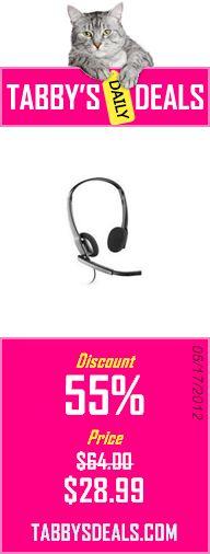 .audio 630M USB Headset $28.99