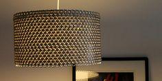Upcycling: Lampe aus Dosenverschlüssen