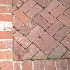 Brick for patio